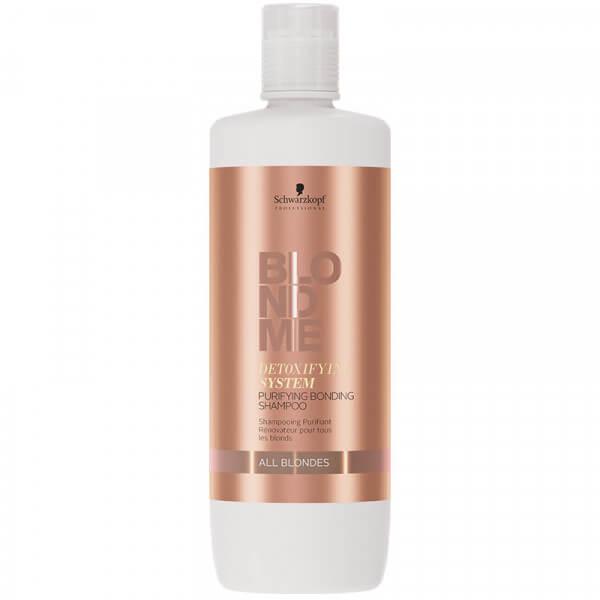 Detoxifying System Purifying Bonding Shampoo - 1000ml
