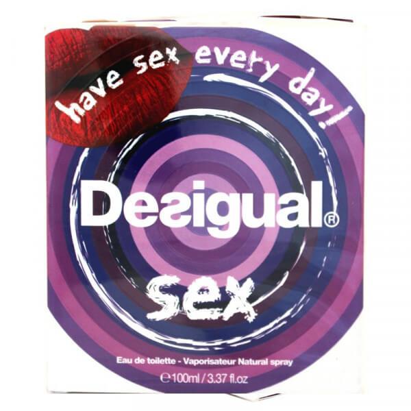 Desigual Sex (edt 100ml)