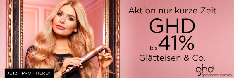 GHD Aktion bis 41%