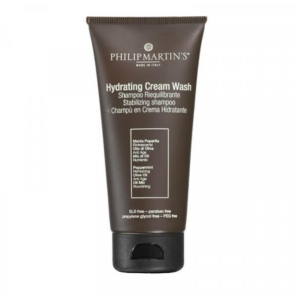 Hydrating Cream Wash Re-equilibrating Shampoo