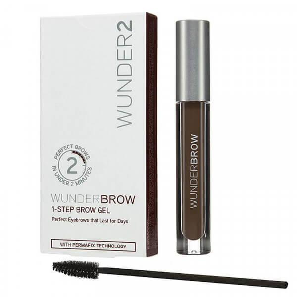 Wunderbrow Brow Gel Black/Brown
