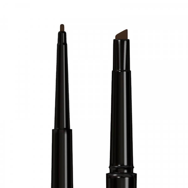 Wunderbrow Dual Precision Brow Liner Black Brown
