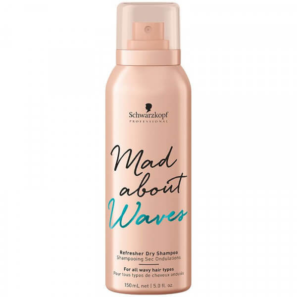 Mad About Waves Refresher Dry Shampoo Schwarzkopf