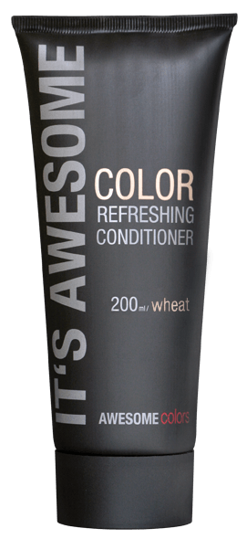 AWESOMEcolors Color Refreshing Conditioner Wheat 200 ml