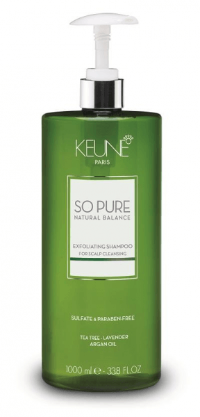 So Pure Exfoliating Shampoo Keune (1000ml)