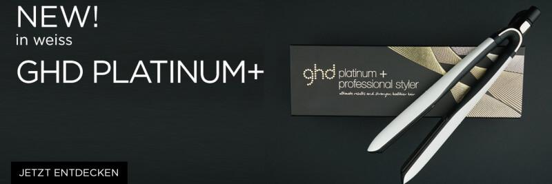 GHD Platinum+ in weiss
