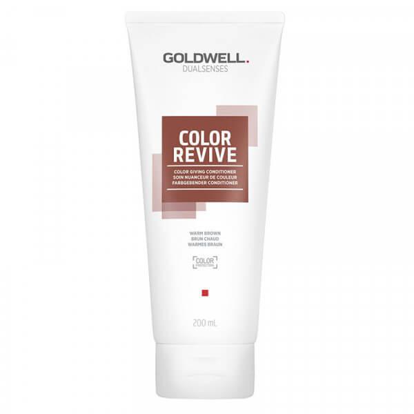 Color Revive - Color Giving Conditioner - Warm Brown