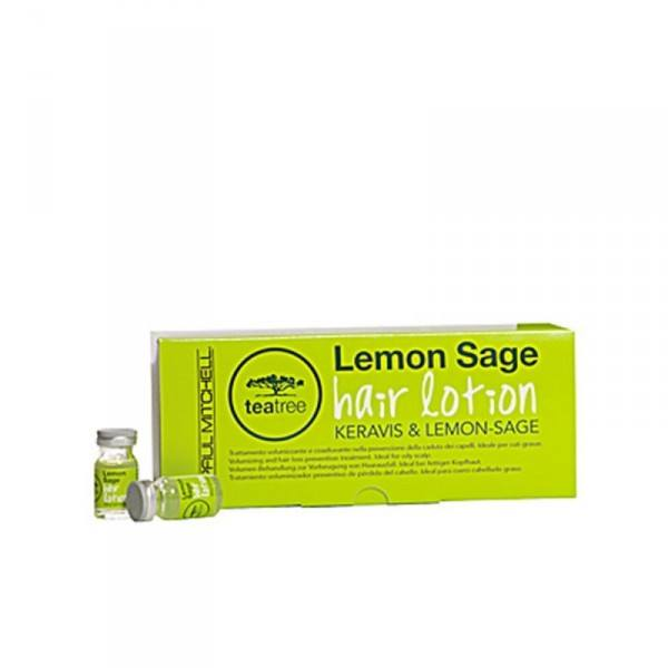 Lemon Sage Hair Lotion (12x6ml) Tea Tree