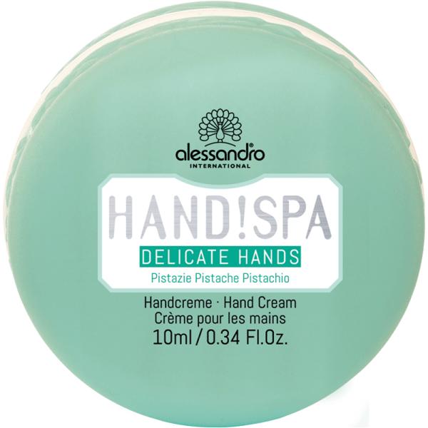 Hand!Spa - Delicate Hands Pistazie - 10ml - alessandro