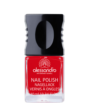 Ruby Red Nagellack (10ml) alessandro