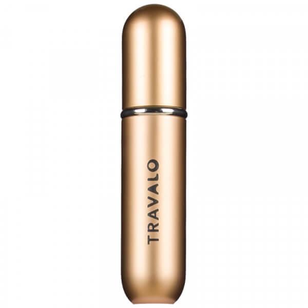 Parfümzerstäuber von Travalo gold