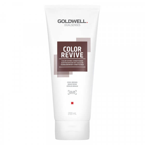 Color Revive - Color Giving Conditioner - Cool Brown