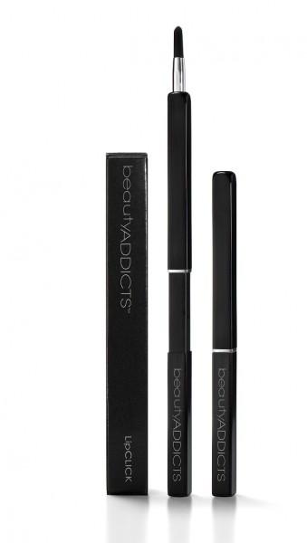 Beauty Addicts Lip Click Retractable, Lip Brush