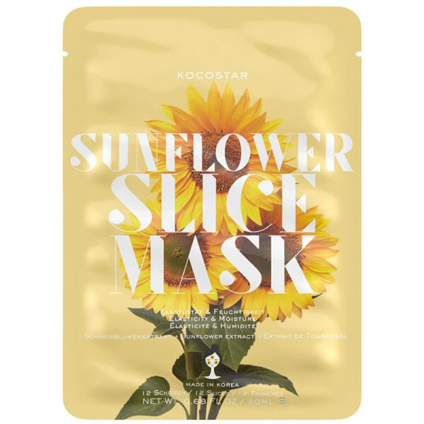 Sunflower Mask Sheet