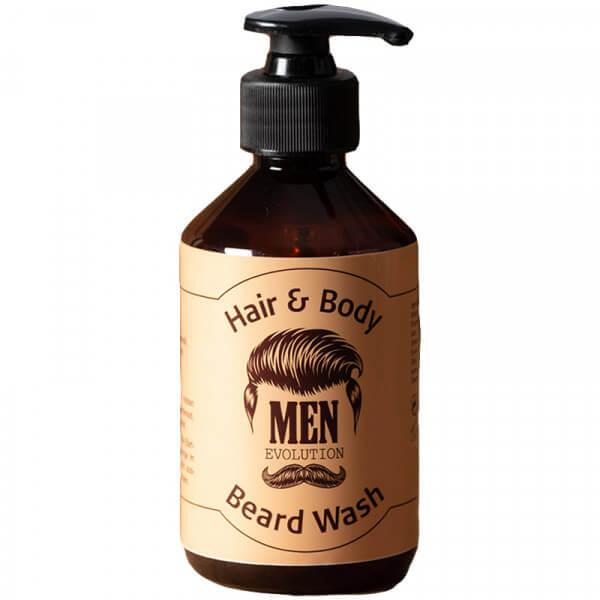 Hair & Body Beard Wash – 250ml