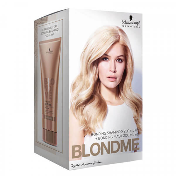 Blondme - All Blondes Duo Pack - Schwarzkopf