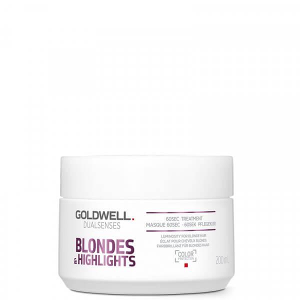 Blondes & Highlights 60 seconds Treatment Maske