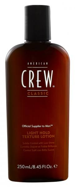American Crew Light Hold Texture Lotion (250 ml)