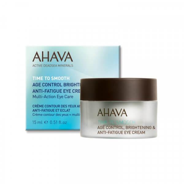 Time to Smooth Age Control Brightening & Anti-Fatigue Eye Cream (15ml)