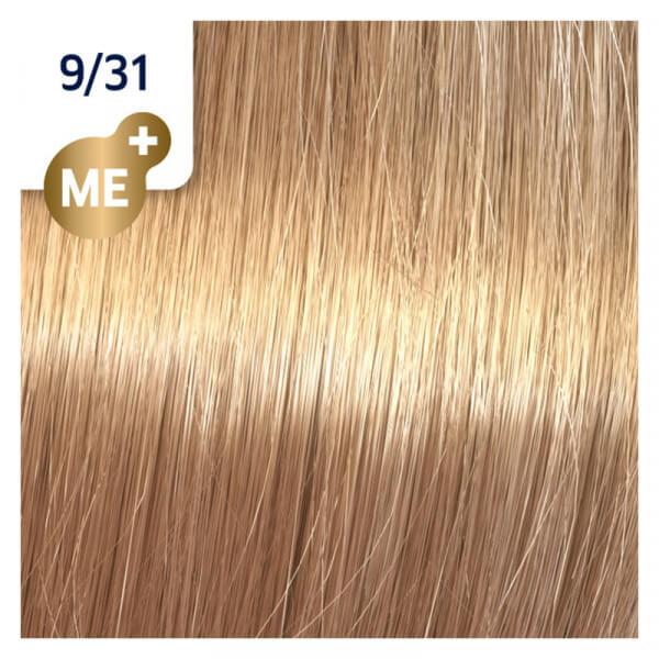 9/31 lichtblond gold-asch