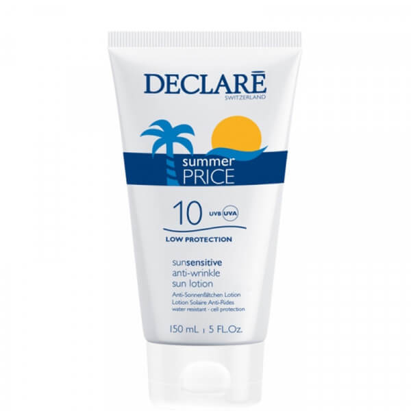 Declaré sun sensitive anti-wrinkle sun lotion SPF 10