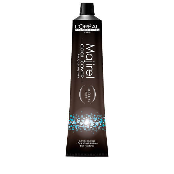 Majirel Cool Cover 6 Dunkelblond - 50ml