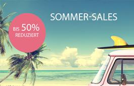 Sommer Sales 50%