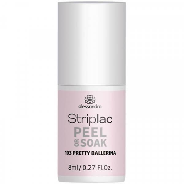 Striplac Peel or Soak - Pretty Ballerina