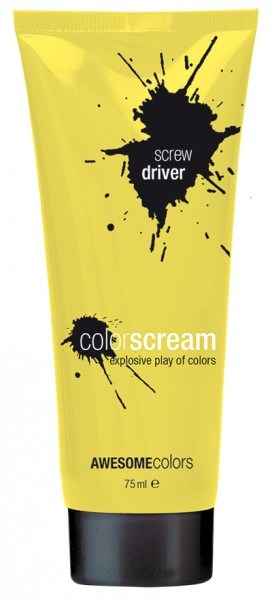 AwesomeColors Color Scream Screw Driver 75 ml