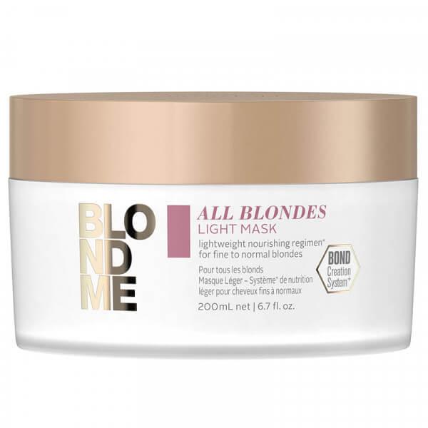 BLONDME All Blondes Light Mask - 200ml