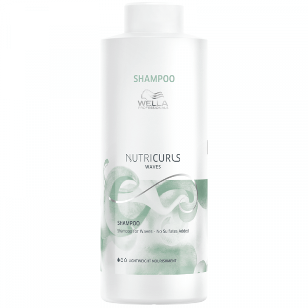 Nutricurls Waves Shampoo - 1000ml