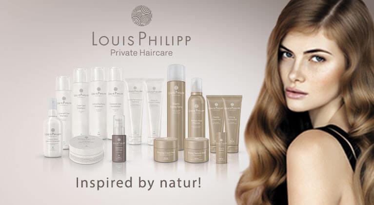 Louis Philipp - Private Haircare