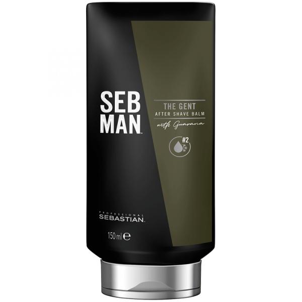 Seb Man The Gent Moisturizing After-Shave Balm - 150ml - Sebastian