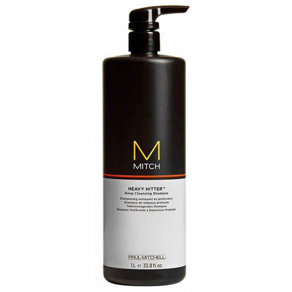 Mitch Heavy Hitter Shampoo - 1000ml