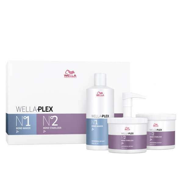 Wella WellaPlex Salon Kit No.1&2