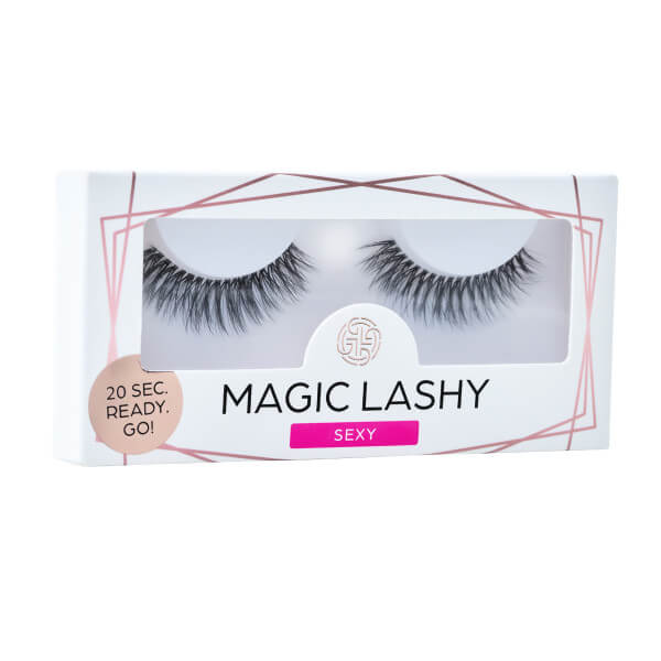 GL Beauty Magic Lashy - Sexy Bandwimpern