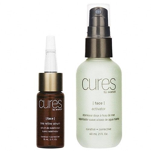 Cures Line Refine Sérum (15 ml) & Activator (60ml)