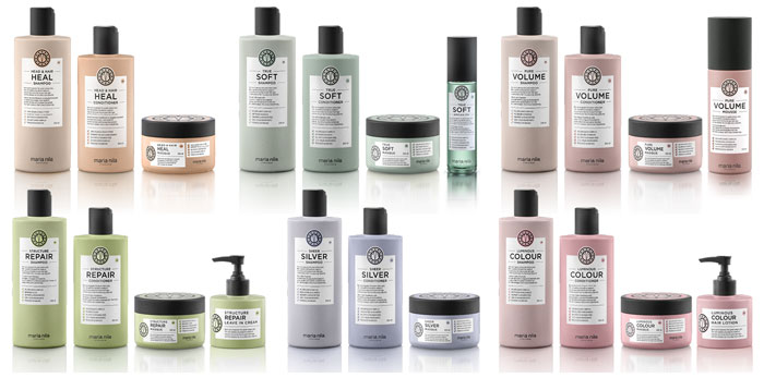 Maria Nila Hair Care Serie