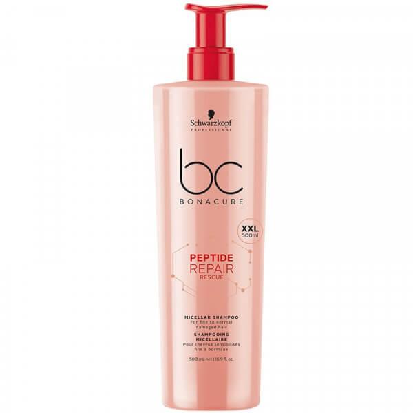 Schwarzkopf BC Peptide Repair Rescue Micellar Shampoo 500ml