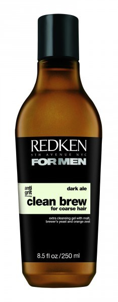 Clean Brew Dark Ale for coarse hair (250ml)