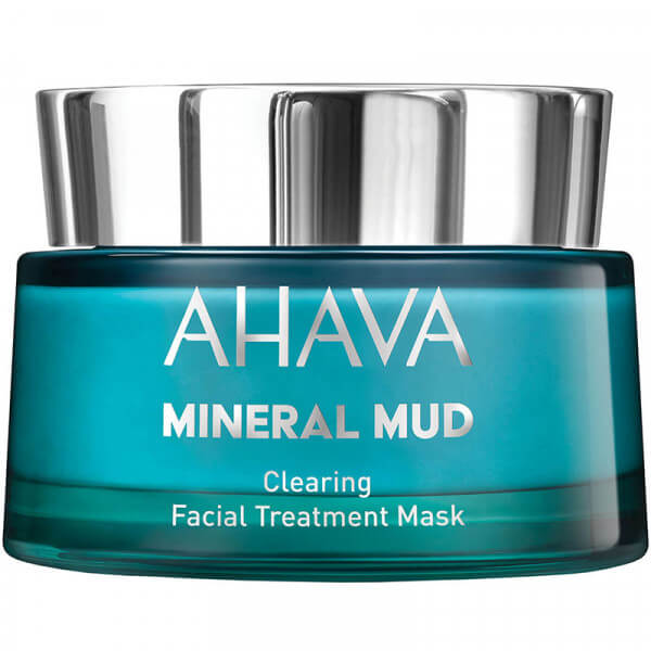 Mineral Mud Clearing Facial Treatment Mask - 50ml