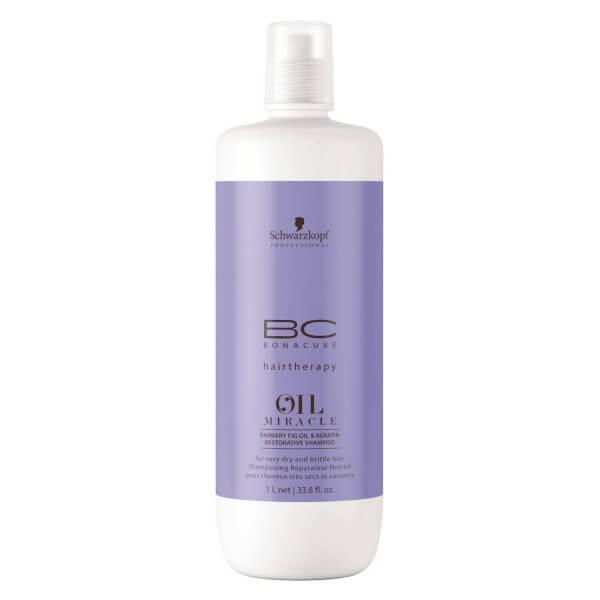 Schwarzkopf BC Kaktusfeigenöl Oil-In-Shampoo (1000 ml)