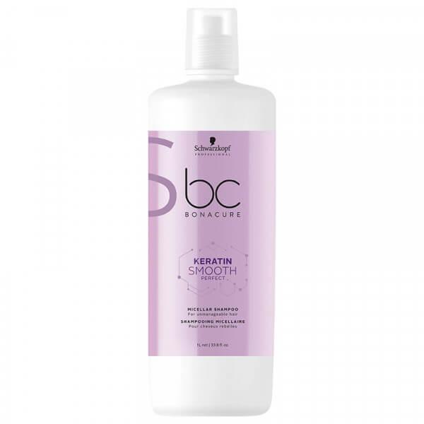 BC Keratin Smooth Perfect Micellar Shampoo - 1000ml Schwarzkopf