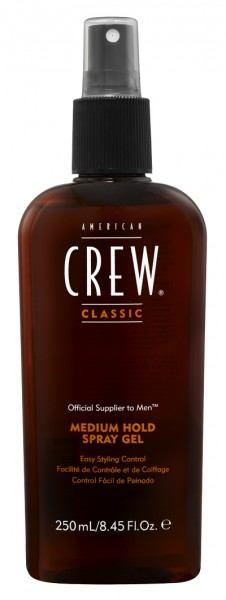 American Crew Medium Hold Spray Gel (250 ml)
