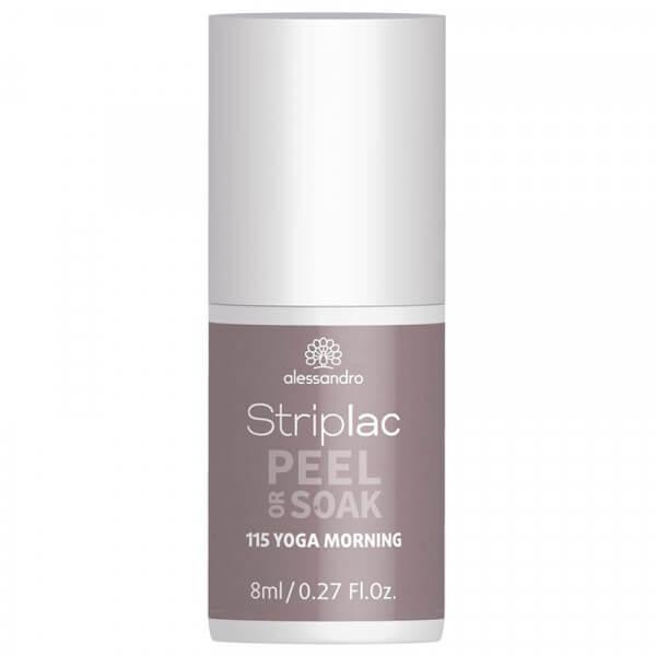 Striplac Peel or Soak - Yoga Morning