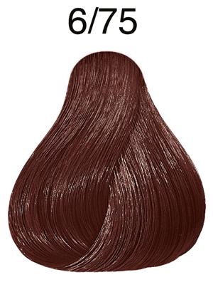 Color Touch Deep Browns 6/75 dunkelblond braun-mahagoni