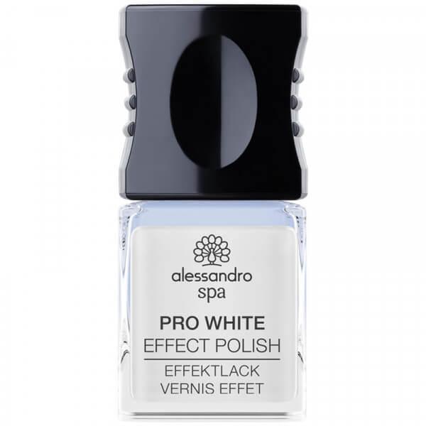 Spa Pro White Effect Polish - 10ml