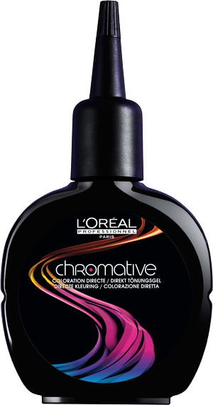 L'Oreal Professional Chromactive 8.34 Walnuss 3 x 70 ml