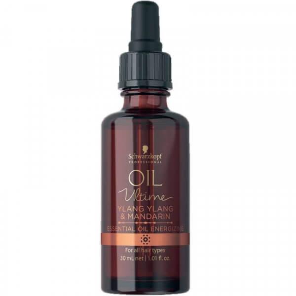 Oil Ultime Ylang Ylang Mandarin Essential Oil Energizing Schwarzkopf