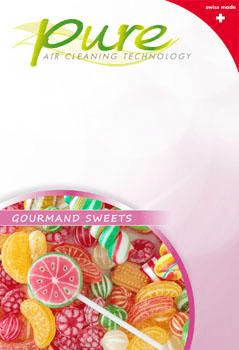 Duftkapseln «Gourmand Sweets»